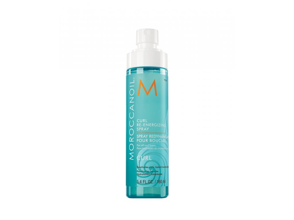 Moroccanoil Curl Re-Energizing Spray 160ml.