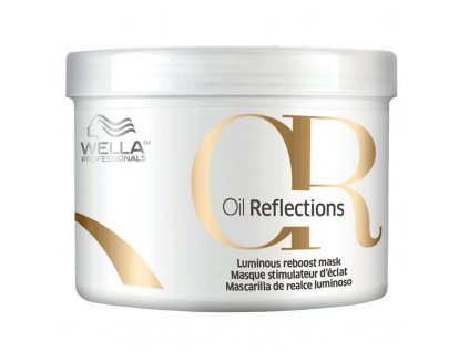 Oil Reflections Mask