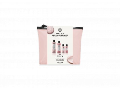 Maria Nila Beauty Bag Luminous Colour
