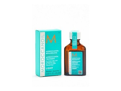 moroccanoil hair treatment light 25ml 2