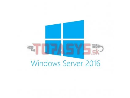 OEM Windows Server Essentials 2016 x64 CZE DVD 1-2CPU