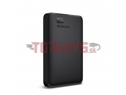 Ext. HDD 2.5'' WD Elements Portable 750GB USB