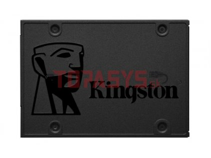 480GB SSD A400 Kingston SATA3 2.5 500/450MBs