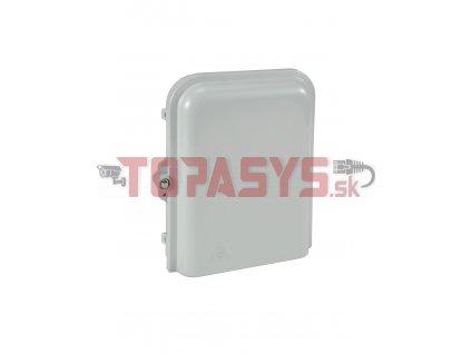 Optický nástěnný box pro 8 vláken SXOB-SC-SX-8