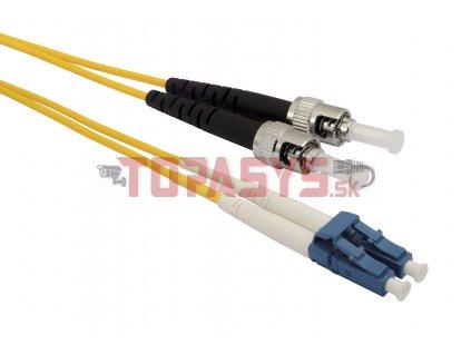 Patch kabel 9/125 LCupc/STupc SM OS 2m duplex SXPC-LC/ST-UPC-OS-2M-D