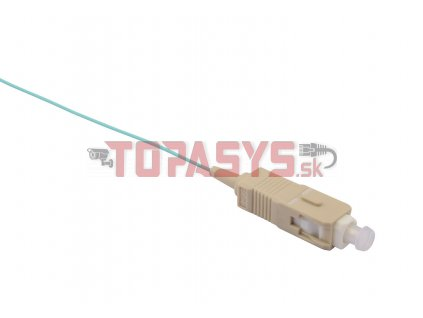 Pigtail 50/125 SCupc MM OM3 1,5m SXPI-SC-UPC-OM3-1,5M