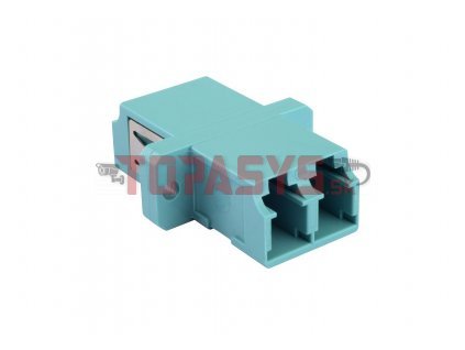 Adaptér LC MM OM3 duplex SXAD-LC-PC-OM3-D