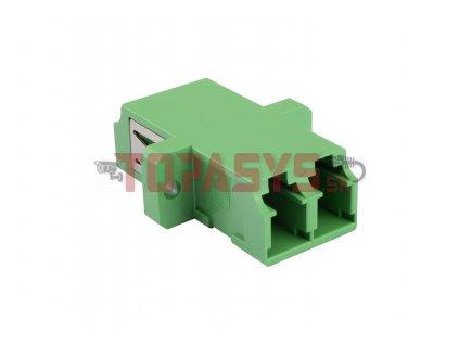 Adaptér LCapc SM OS duplex SXAD-LC-APC-OS-D