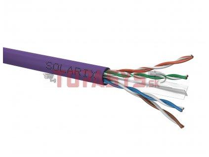 Instalační kabel Solarix CAT6 UTP LSOH Dca-s2,d2,a1 305m/box SXKD-6-UTP-LSOH