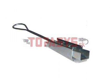 Kotva pro plochý optický kabel FLAT