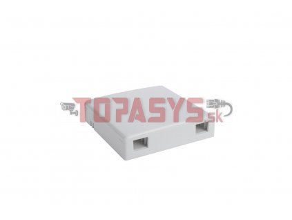 Optická zásuvka pro 2 vlákna SXOZ-SC-SX-2