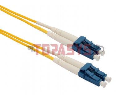 Patch kabel 9/125 LCupc/LCupc SM OS 2m duplex SXPC-LC/LC-UPC-OS-2M-D