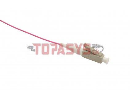Pigtail 50/125 LCupc MM OM4 1,5m SXPI-LC-UPC-OM4-1,5M