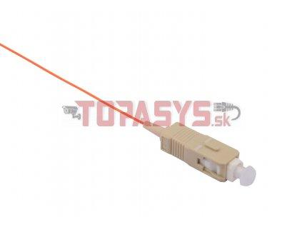 Pigtail 50/125 SCupc MM OM2 1,5m SXPI-SC-UPC-OM2-1,5M