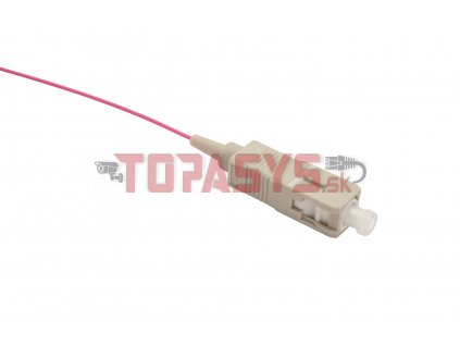 Pigtail 50/125 SCupc MM OM4 1,5m SXPI-SC-UPC-OM4-1,5M