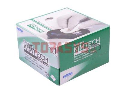 Čistící ubrousky na optiku KIMTECH, 11x21cm, 280ks