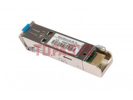 100-31WDMB-LR20 100M SFP optický WDM modul SM LC, 1550nm, 20km, DDM - Cisco komp.