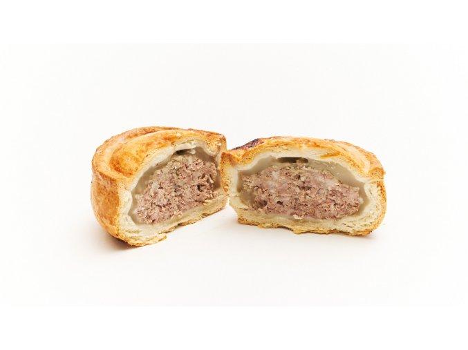 Vepřový koláček / Pork Pie cena za balení 1 kus (330g)