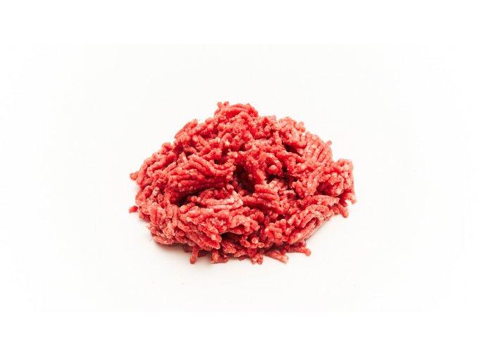 Bio hovězí mleté / Beef Mince cena za balení 500g