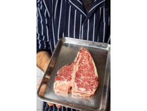 Dry Aged Bio T Bone Steak (hovězí)  cena za balení 700g