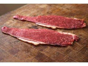 Bio Minute Steak (hovězí) cena za balení 300g