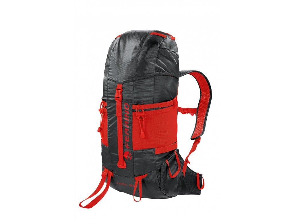 Skialpový batoh Ferrino Lynx 30 čierny/červený