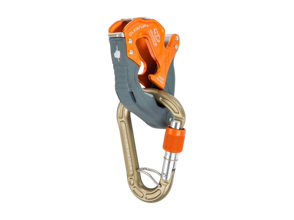istitko climbing technology click up plus orange 29623