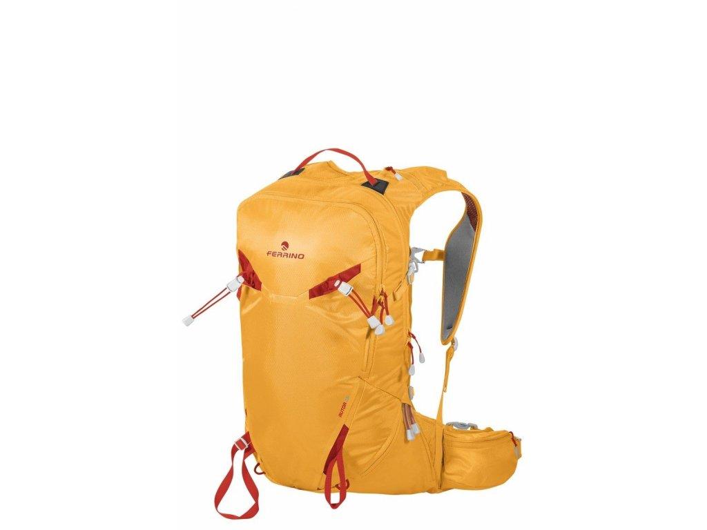Skialpový batoh ferrino rutor 25 žltá