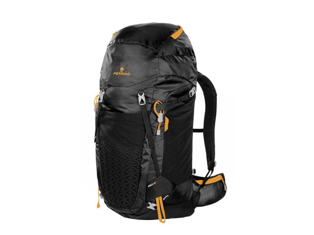 Univerzálny batoh ferrino agile 45 čierna