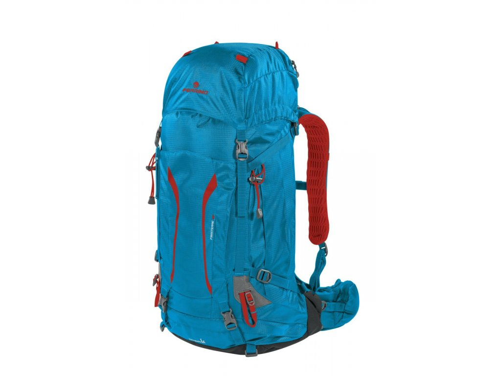Turistický batoh ferrino finisterre 48 2021 modrá