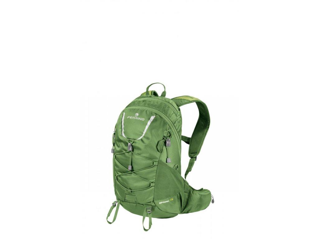 Univerzálny batoh ferrino spark 13 zelená