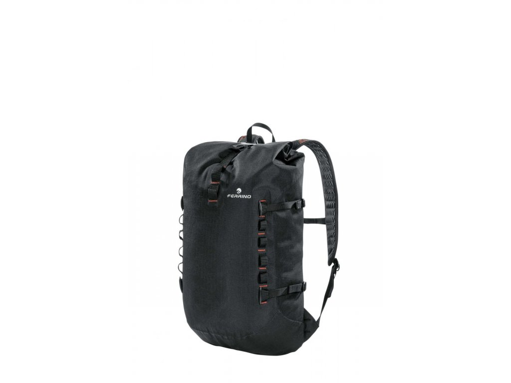 Mestsky batoh ferrino dry up 22 čierna