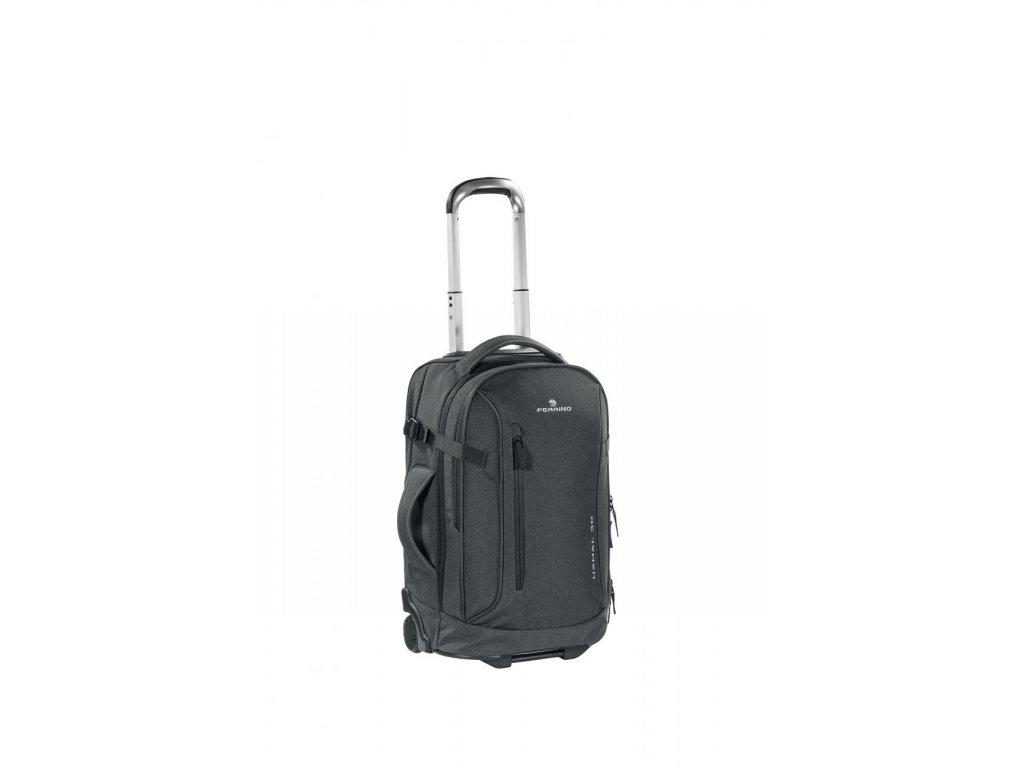 Cestovná batožina ferrino uxmal 30 čierna
