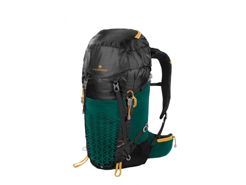 Univerzálny batoh ferrino agile 35 čierna