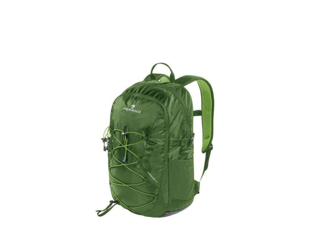 Mestsky batoh ferrino rocker 25 2020 zelená