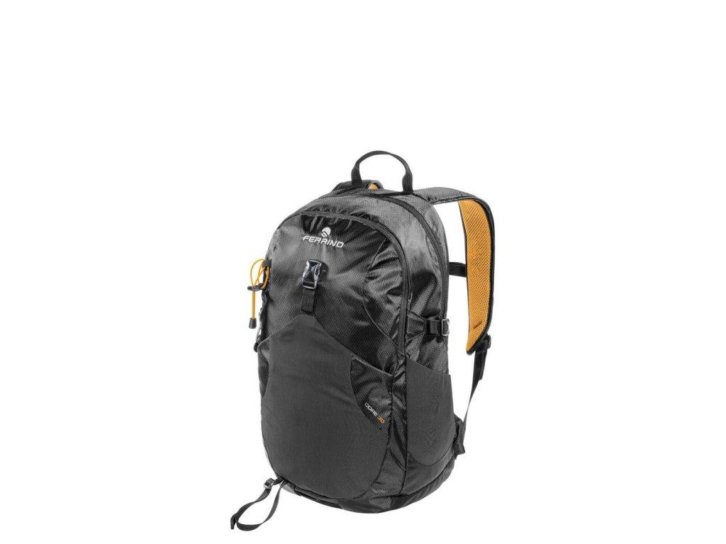 Mestsky batoh ferrino core 30 2020 čierna
