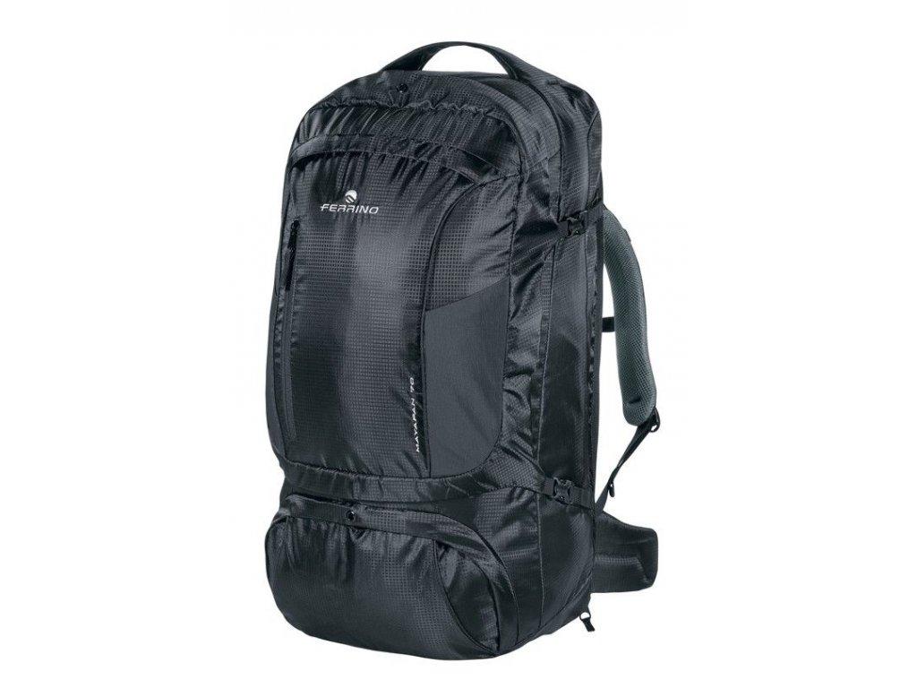 Cestovný batoh ferrino mayapan 70 čierna