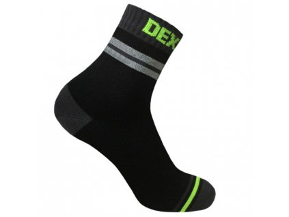 41590 dexshell pro visibility waterproof cycling socks