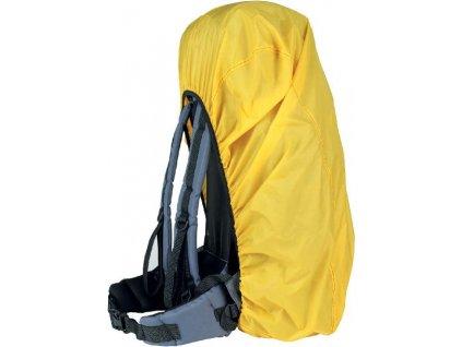 Pláštenka na batoh ferrino cover 0 žltá