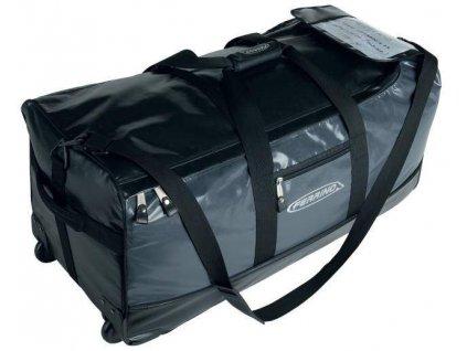 Cestovná brašňa ferrino cargo bag šedá