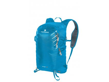 Cyklo/běžecký batoh ferrino steep 20 modrá