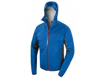 Pánska nepremokava bunda Kunene Jacket Man 2021 modrá (baltic blue)