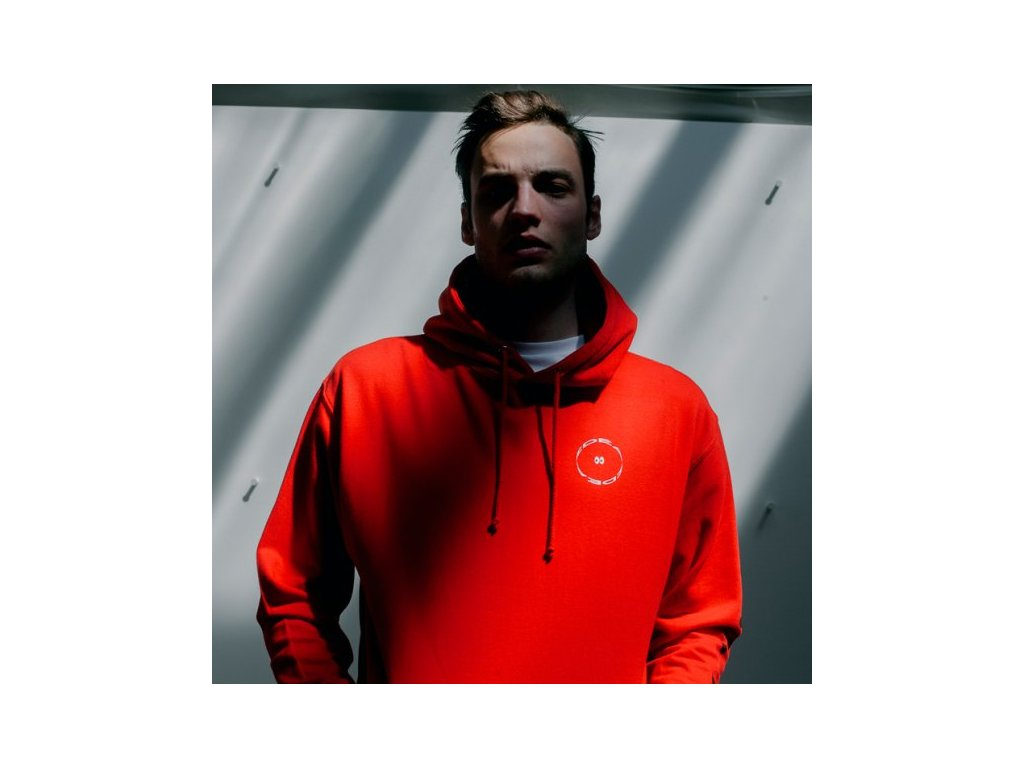 IDEA - TEMPO HOODIE red