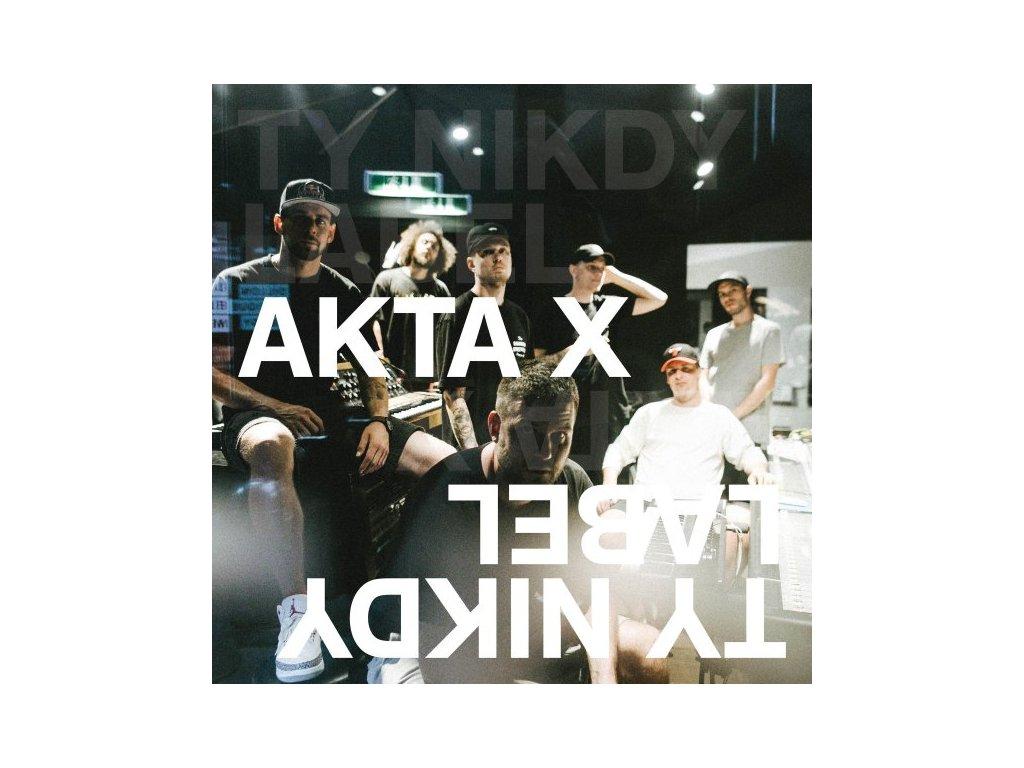 TNKDLBL - AKTA X CD