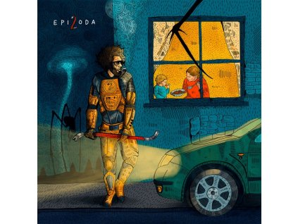 MC Gey - RAP-LIFE: Epizoda 2 CD