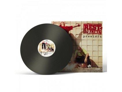 Rest &DJ Fatte - Premiéra LP