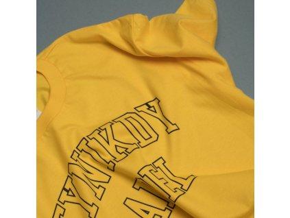 TNKDLBL - ATHLETIC triko žluté