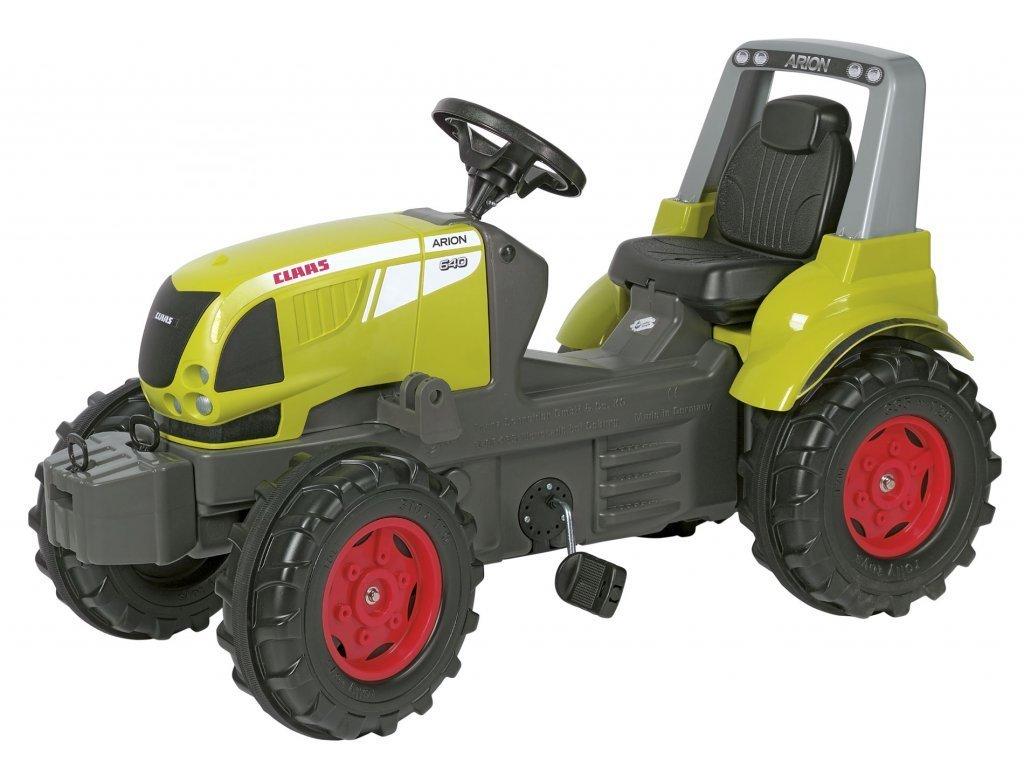 538 rolly toys slapaci traktor claas arion