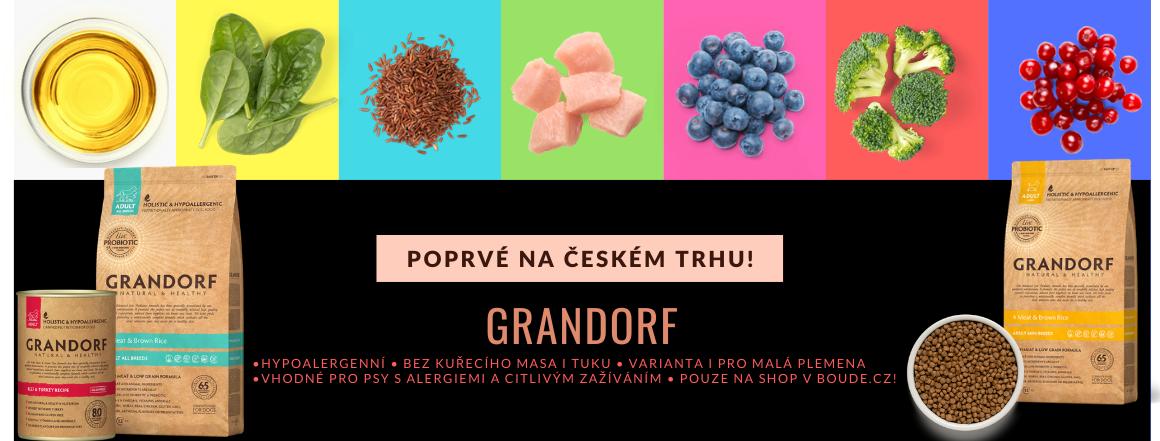 ABSOLUTNÍ NOVINKA GRANDORF