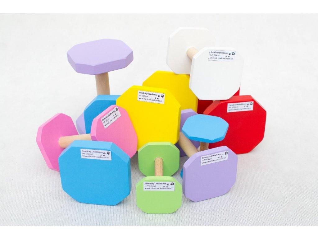 Aport barevný mini